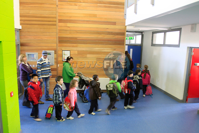 the Opening of Scoil Olibher naofa in Bettystown..Picture Fran Caffrey/Newsfile.ie