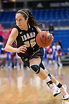 2013 NCAA Women's Basketball - Idaho vs. UTA