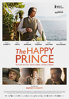 THE HAPPY PRINCE (2018)<br /> GERMAN POSTER<br /> *Filmstill - Editorial Use Only*<br /> CAP/FB<br /> Image supplied by Capital Pictures