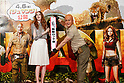 Screening for Jumanji: Welcome to the Jungle in Tokyo