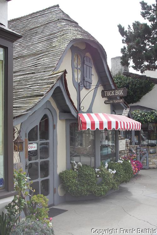 Tuck Box, Carmel, CA