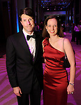 Will Byers and Dr. Lauren Byers at the Big Bang Ball at the Houston Museum of Natural Science Saturday March  04,2017. (Dave Rossman Photo)