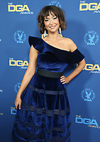 02 February 2019 - Hollywood, California - Milana Vayntrub. 71st Annual Directors Guild Of America Awards held at The Ray Dolby Ballroom at Hollywood & Highland Center. Photo Credit: F. Sadou/AdMedia