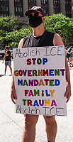 Defund ICE Protest