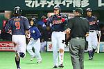 Seiichi Uchikawa (JPN), .MARCH 2, 2013 - WBC : .2013 World Baseball Classic .1st Round Pool A .between Japan 5-3 Brazil .at Yafuoku Dome, Fukuoka, Japan. .(Photo by YUTAKA/AFLO SPORT)