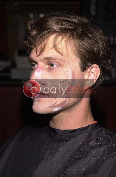 Make-Up demonstration