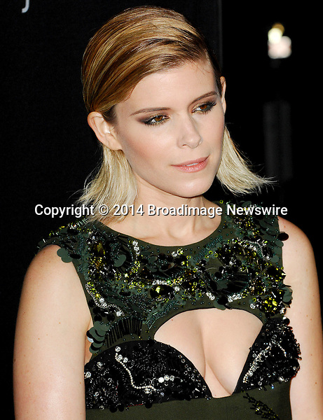 Pictured: Kate Mara<br /> Mandatory Credit &copy; Adhemar Sburlati/Broadimage<br /> Film Premiere of House of Cards<br /> <br /> 2/13/14, Los Angeles, California, United States of America<br /> <br /> Broadimage Newswire<br /> Los Angeles 1+  (310) 301-1027<br /> New York      1+  (646) 827-9134<br /> sales@broadimage.com<br /> http://www.broadimage.com