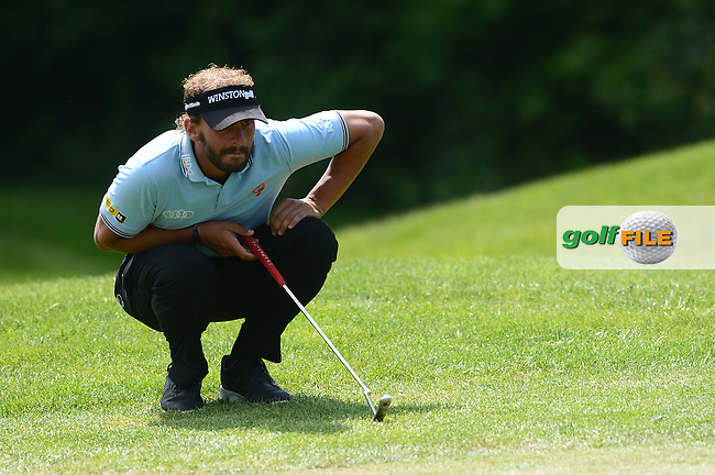 Joost Luiten of the Netherlands during Round 2 of the Lyoness Open, Diamond Country Club, Atzenbrugg, Austria. 10/06/2016<br /> Picture: Richard Martin-Roberts / Golffile<br /> <br /> All photos usage must carry mandatory copyright credit (&copy; Golffile | Richard Martin- Roberts)