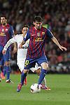 FC Barcelona vs R. Madrid: 1-2 - League 2011/12 - Game: 35.