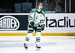 Stockholm 2014-03-21 Ishockey Kvalserien AIK - R&ouml;gle BK :  <br /> R&ouml;gles Emil Molin jublar efter att ha gjort m&aring;l p&aring; straff i straffl&auml;ggningen<br /> (Foto: Kenta J&ouml;nsson) Nyckelord:  jubel gl&auml;dje lycka glad happy