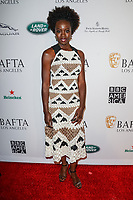 05 January 2019 - Los Angeles, California - Danai Gurira. the BAFTA Los Angeles Tea Party held at the Four Seasons Hotel Los Angeles.          <br /> CAP/ADM<br /> ©ADM/Capital Pictures