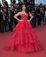 Aishwarya Rai Bachchan at the premiere for &quot;120 Beats per Minute&quot; at the 70th Festival de Cannes, Cannes, France. 20 May  2017<br /> Picture: Paul Smith/Featureflash/SilverHub 0208 004 5359 sales@silverhubmedia.com