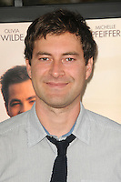 Mark Duplass at the Film Independent's 2012 Los Angeles Film Festival Premiere Of DreamWorks Pictures' 'People Like Us' at Regal Cinemas L.A. LIVE Stadium 14 on June 15, 2012 in Los Angeles, California. © mpi35/MediaPunch Inc. NORTEPOHOTO.COM<br />