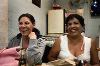 Los Cristales bar Av. Tlalpan, Mexico DF.