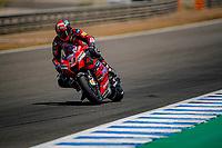 Danilo Petrucci Ducati Team <br /> Jerez 26/07/2020 Moto Gp De Andalucia Spagna / Spain<br /> Photo Ducati Press Office / Insidefoto <br /> EDITORIAL USE ONLY