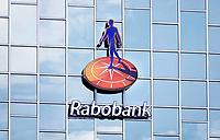 Nederland Utrecht 2018.  Hoofdkantoor van de Rabobank. Foto Berlinda van Dam / Hollandse Hoogte