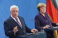 13-10-18 Merkel trifft Abbas