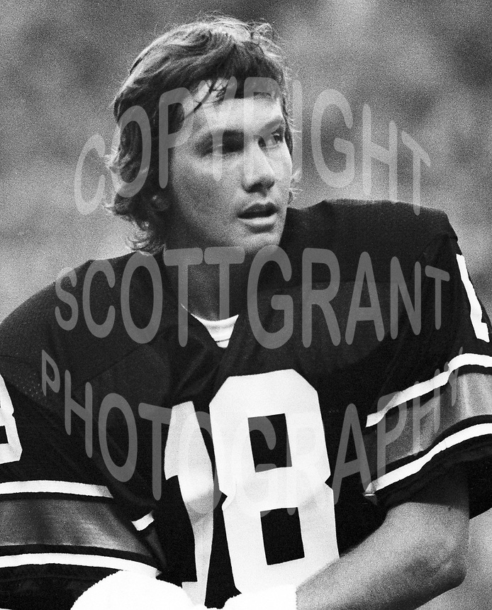 Jeff Avery Ottawa Rough Riders 1979. Copyright photograph Scott Grant
