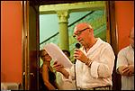 VIVI PAESE -¡QUÉ VIVA EL PUEBLO! .65° Anniversario della migrazione dei Vetrai di Altare in Argentina, al Museo del Vetro di Altare in Villa Rosa. Agosto 2012.