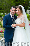 Siobhan Horgan and Bryan Smyth were married at St. Mary's Church, Ballyheigue by fr. Liam Comer on Friday 25th August 2017 with a reception at the Earl of Desmond Hotel