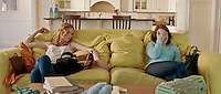 Actresses Lucy Walters and Michelle Petterson in Lies I Told My Little Sister