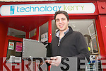 Tarek Nassar of Kerry Technology in Cahersiveen.