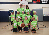 Green Team Minonk Rec. Basketball 1/31/17