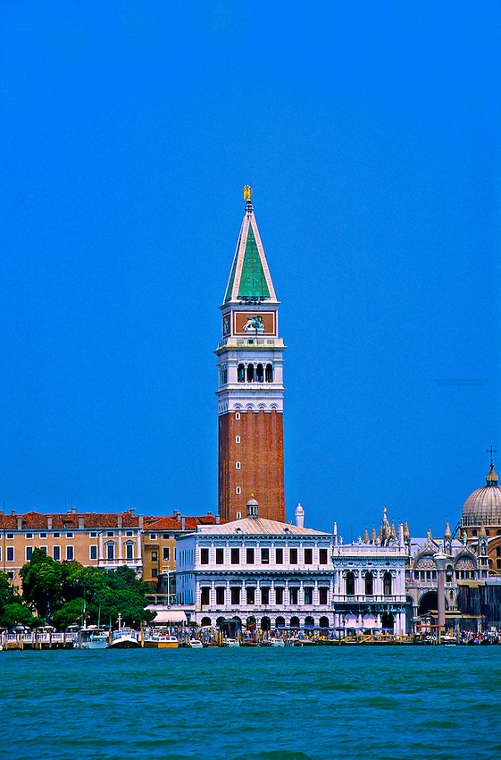 View to Piazza San Marco, Venice, Italy