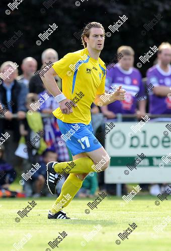2012-06-23 / Voetbal / seizoen 2012-2013 / KFCO Wilrijk / Glenn Janssens..Foto: Mpics.be