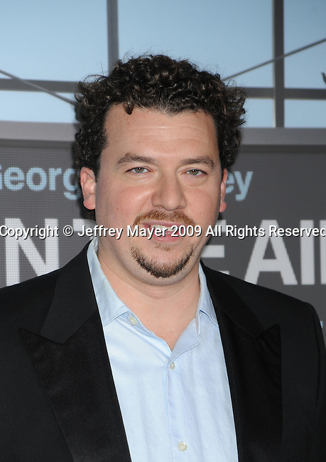 """WESTWOOD, CA. - November 30: Danny McBride arrives at the """"Up In The Air"""" Los Angeles Premiere at Mann Village Theatre on November 30, 2009 in Westwood, California."""
