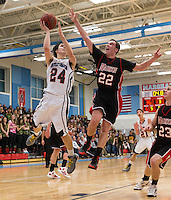 Marshall vs Madison Boys Basketball 2012-13