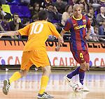2011.04.17 LNFS FC Barcelona Alusport - Benicarlo