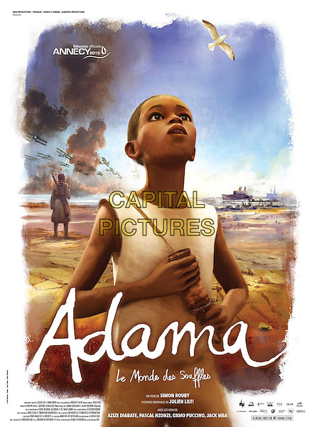 Adama (2015) <br /> POSTER ART<br /> *Filmstill - Editorial Use Only*<br /> CAP/KFS<br /> Image supplied by Capital Pictures