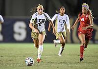 FIU Women's Soccer v. Arizona (8/22/14)