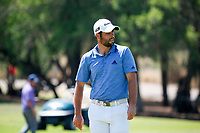 Adrian Otaegui (ESP) during the 3rd round at the Nedbank Golf Challenge hosted by Gary Player,  Gary Player country Club, Sun City, Rustenburg, South Africa. 10/11/2018 <br /> Picture: Golffile | Tyrone Winfield<br /> <br /> <br /> All photo usage must carry mandatory copyright credit (&copy; Golffile | Tyrone Winfield)