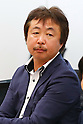 Kazuo Rikukawa, <br /> JANUARY 17, 2017 : <br /> 1st Mascot Selection Review Conference for the Tokyo 2020 Olympic and Paralympic Games in Tokyo. <br /> (Photo by Sho Tamura/AFLO)