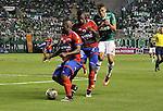 Deportivo Cali igualó como local 1-1 ante Deportivo Pasto. Fecha 14 Liga Águila II-2016.