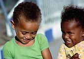 Enfants à Nouméa