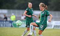 Elise Weber..Saint Louis Athletica defeated Sky Blue F.C 1-0, at Anheuser-Busch Soccer Park, Fenton, MO.