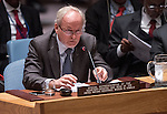 Security Council meeting<br /> The situation in Somalia<br /> Report of the Secretary-General on Somalia (S/2015/702)<br /> Letter dated 7 October 2015 from the Secretary-General addressed to the President of the Security Council (S/2015/762)