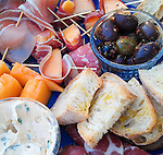 Lets eat - Antipasto plate