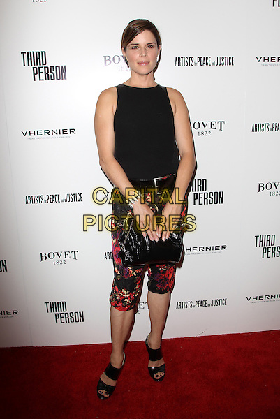 West Hollywood, CA - June 9: Neve Campbell Attending Premiere Of Sony Picture Classics' &quot;Third Person&quot; At Linwood Dunn Theater at the Pickford Center for Motion Study California on June 9, 2014.  <br /> CAP/MPI/UPA<br /> &copy;RTN/MediaPunch/Capital Pictures