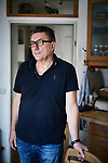 Germany, Hamburg, 2017/09/04<br /> <br /> Karl-Heinz Dellwo, former member of RAF Photo by Gregor Zielke (Photo by Gregor Zielke)