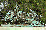 Cavalry Group, Ulysses S. Grant Memorial, Henry Merwin Shrady 1916, Capitol Hill, Washington DC