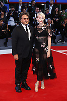 VENICE, ITALY - SEPTEMBER 03: Marco Belardi and Caterina Shulha attend 'The Leisure Seeker (Ella & John)' Red Carpet during 74nd Venice Film Festival at Palazzo Del Cinema on September 3, 2017 in Venice, Italy. (Mark Cape/insidefoto)