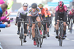 Alexander Kamp (DEN) Riwal Readynez Cycling Team wins Stage 3 of the 2019 Tour de Yorkshire, running 132km from Brindlington to Scarborough, Yorkshire, England. 4th May 2019.<br /> Picture: ASO/SWPix | Cyclefile<br /> <br /> All photos usage must carry mandatory copyright credit (© Cyclefile | ASO/SWPix)