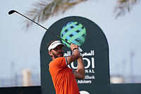 Joost Luiten (NED) on the 10th during Round 4 of the Saudi International at the Royal Greens Golf and Country Club, King Abdullah Economic City, Saudi Arabia. 02/02/2020<br /> Picture: Golffile | Thos Caffrey<br /> <br /> <br /> All photo usage must carry mandatory copyright credit (© Golffile | Thos Caffrey)