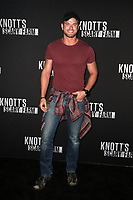 BUENA PARK, CA - SEPTEMBER 29: Kellan Lutz, at Knott's Scary Farm & Instagram's Celebrity Night at Knott's Berry Farm in Buena Park, California on September 29, 2017. Credit: Faye Sadou/MediaPunch