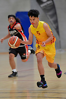 Basketball - U17 National Championships at ASB Sports Centre, Wellington, New Zealand on Thursday 13 July 2017.<br /> Photo by Masanori Udagawa<br /> www.photowellington.photoshelter.com.