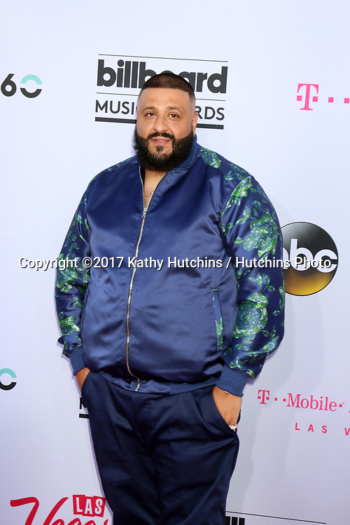LAS VEGAS - MAY 21:  DJ Khaled at the 2017 Billboard Music Awards - Arrivals at the T-Mobile Arena on May 21, 2017 in Las Vegas, NV